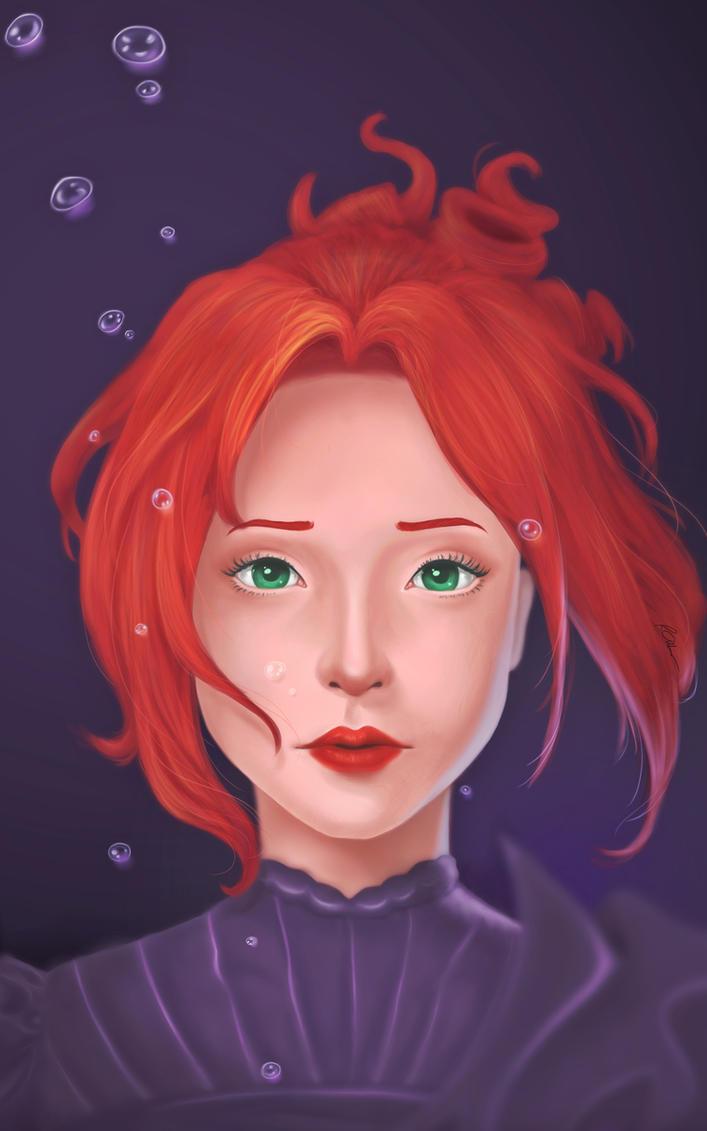 Noa the Seru Bride by noemi38