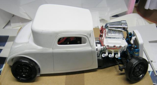 hotrod rc drift 02 by thermal110 on deviantart. Black Bedroom Furniture Sets. Home Design Ideas
