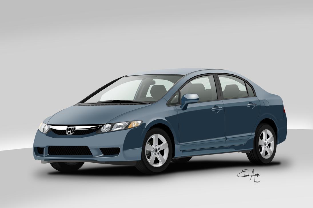 Honda Civic LXS 2009 By DuduOmega ...