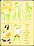Eight - Full reference sheet