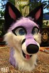 Violet's head -commission-