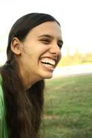 Laughing Gal by GaiaShirley