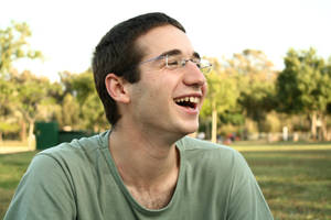 Laughing Daniell by GaiaShirley
