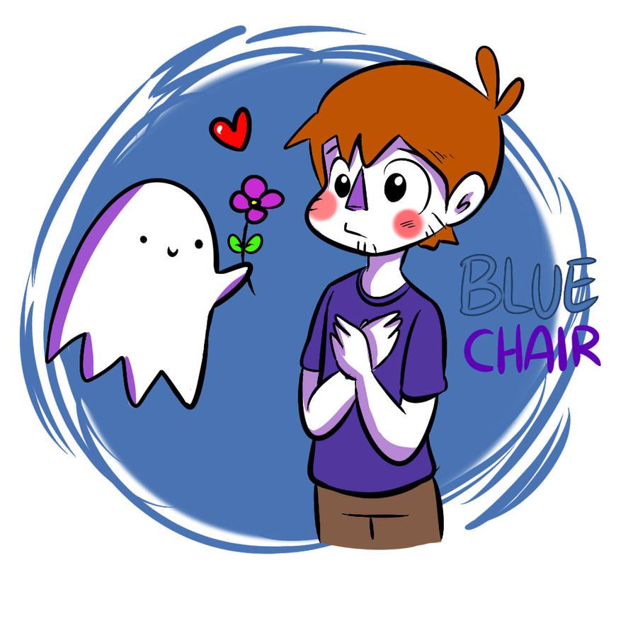 Blue Chair by hujikari