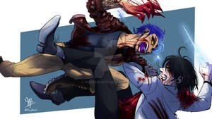 OC: Fight