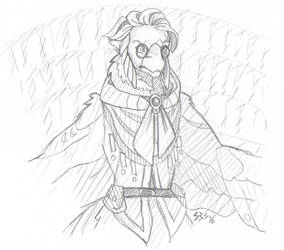 Jin sketch by sbslink