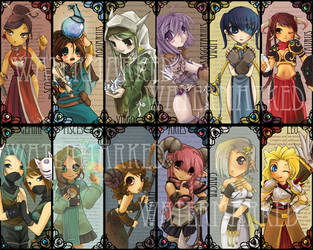 AWA bookmarks by evikted