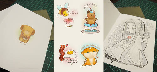 4Japan - Card Commissions by evikted