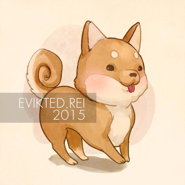 Shibs by evikted