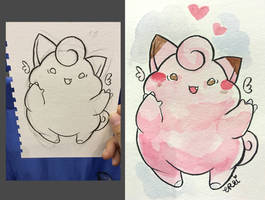 Fat Clefairy