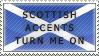 Scottish Accents Stamp