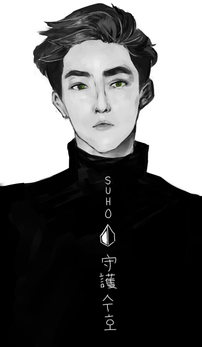 pathcode #suho by silentpokefreak01