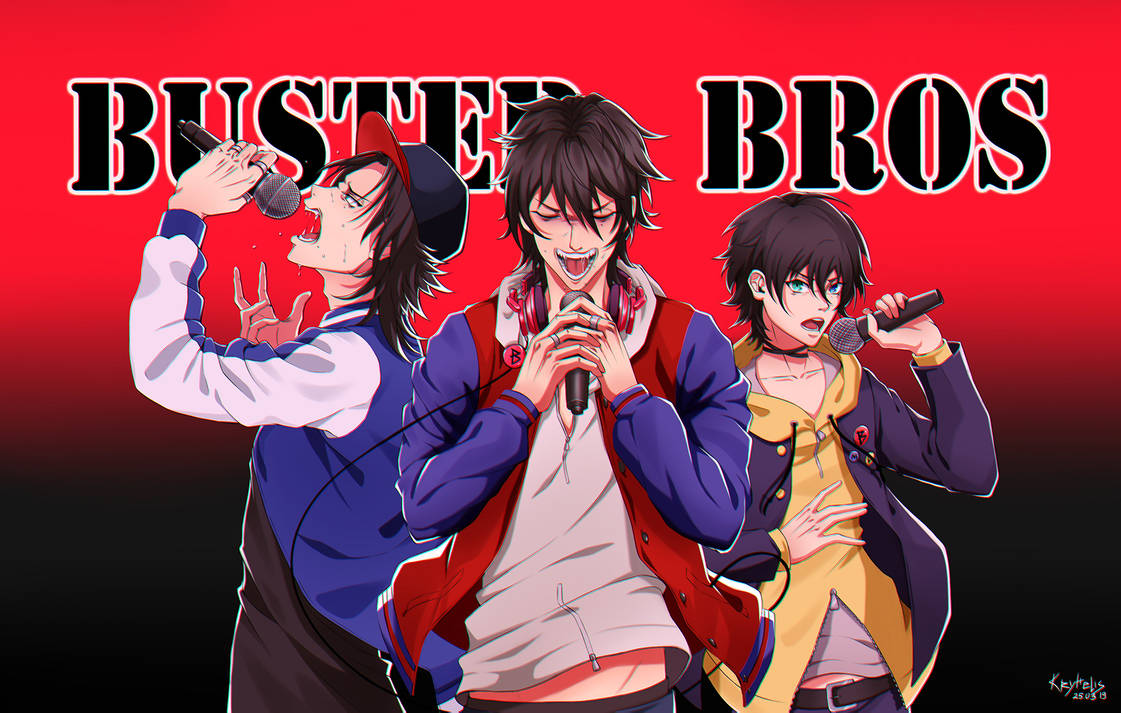 Buster Bros by Kryhelis