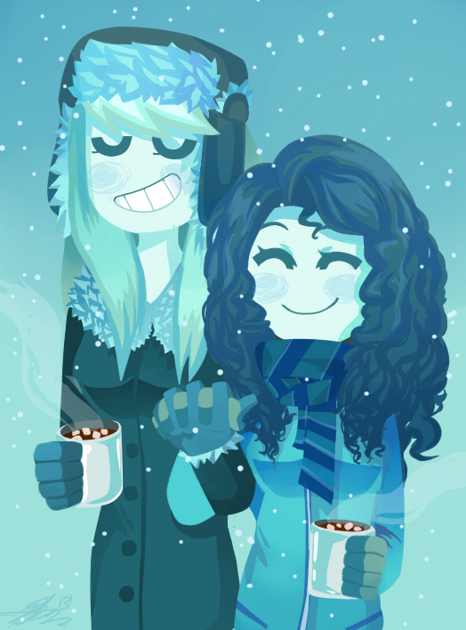 Winter by SavvyShark