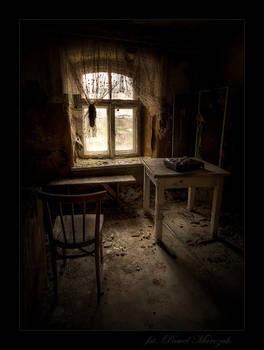 industrial kitchen...