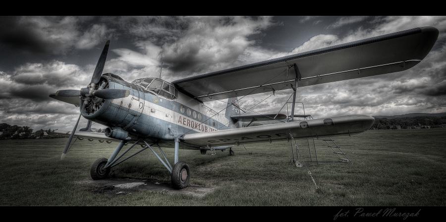 Antonov An-2... by PawelJG
