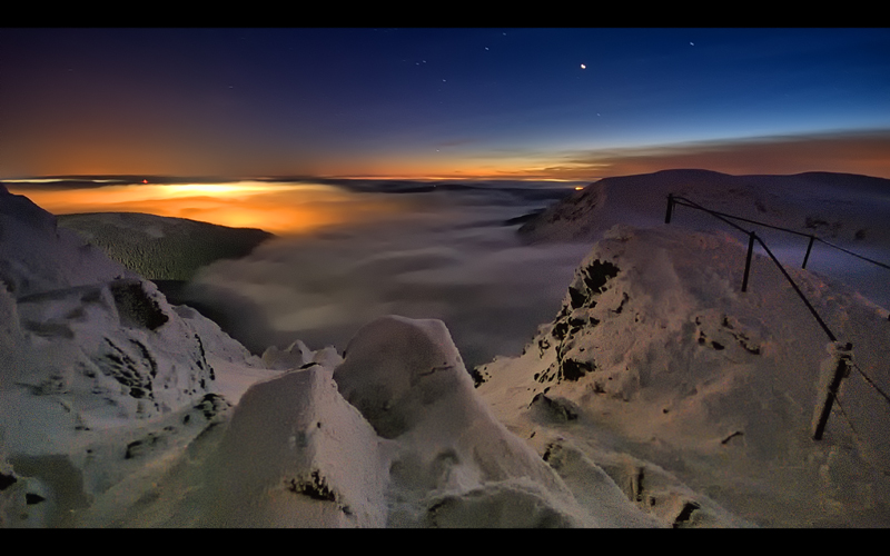 Winter scenery... 15 by PawelJG