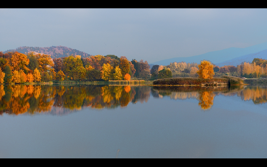 Autumn morning... 5 by PawelJG