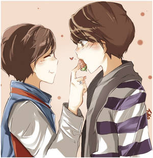 Kyumin - Strawberry love