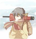 Ranma 1/2 - Ryoga Hibiki
