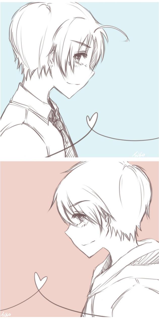 LH: MartuxManu by Fuko-chan