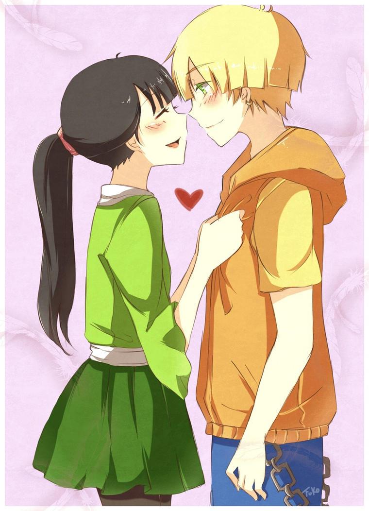 KND: I love u by Fuko-chan