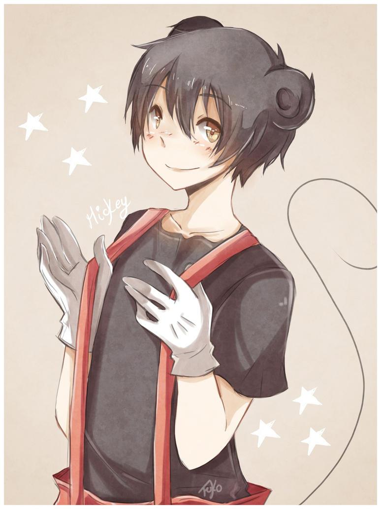 Mickey by Fuko-chan