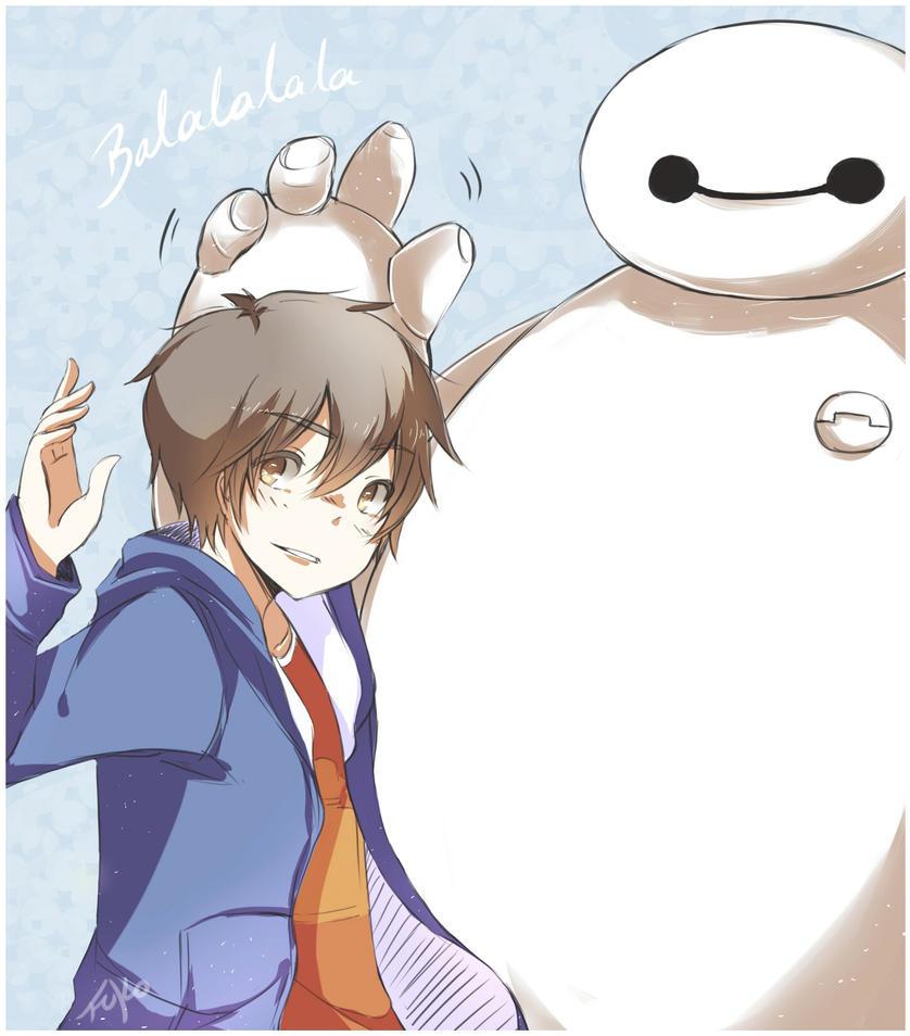 Balalalala - Big Hero 6 by Fuko-chan