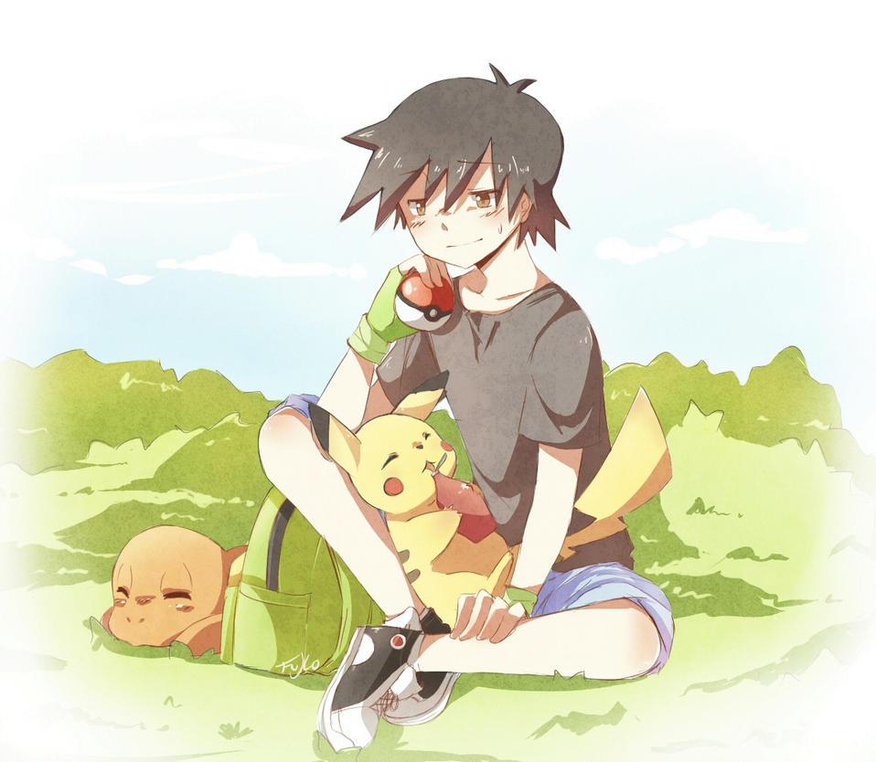 Pokemon: Sunny day by Fuko-chan