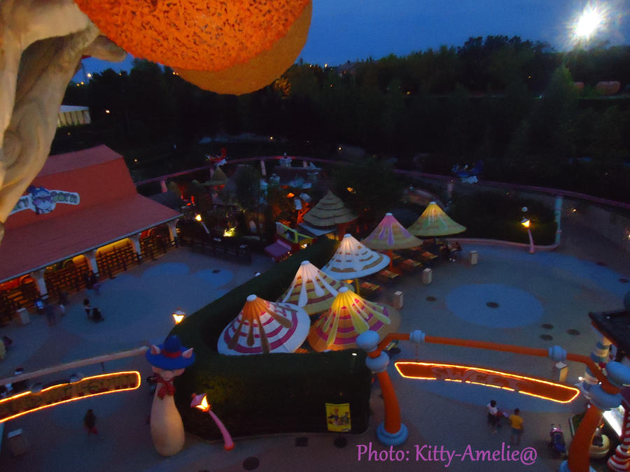 Umbrelute multicolore by Kitty-Amelie