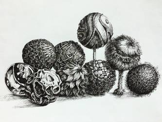 Inktober by Assink-art