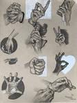 Hands by Assink-art