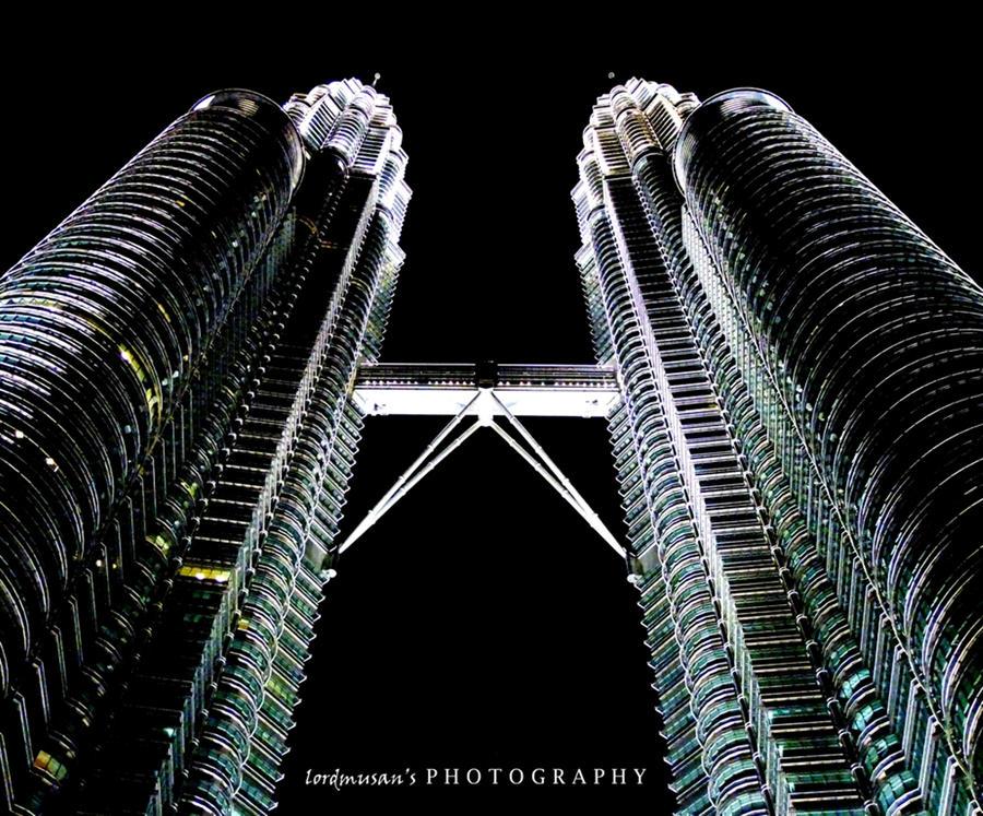 KLCC Malaysia by lordmusan