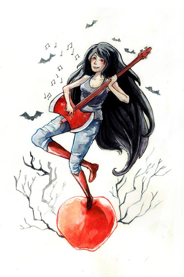 Marceline by Lamby-J