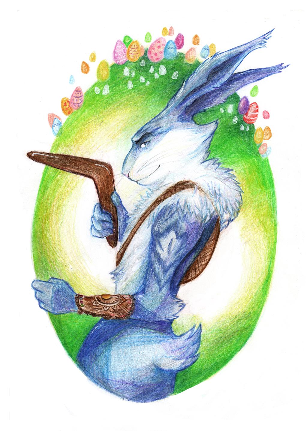 Bunnymund by Lamby-J