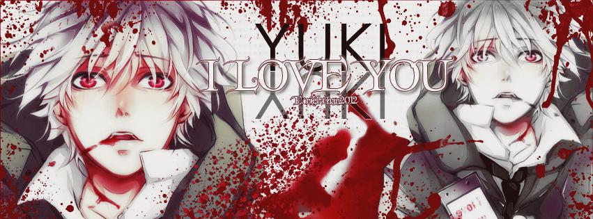 Timeline Cover Akise Eru Mirai Nikki By DevilCiel Chan