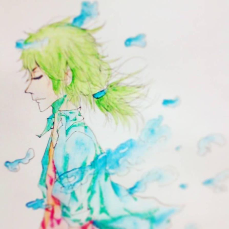 Dissapear in Peace by devilCiel-Chan