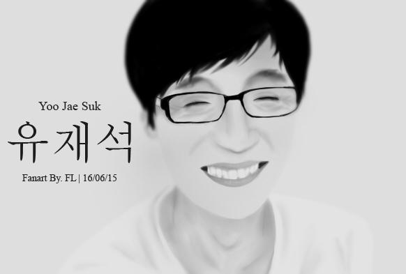 Yoo Jae Suk by devilCiel-Chan