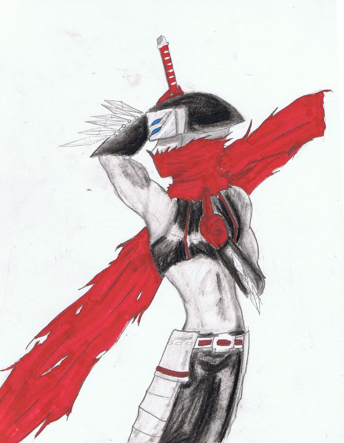 Hotsuma the Shinobi by Nilihas