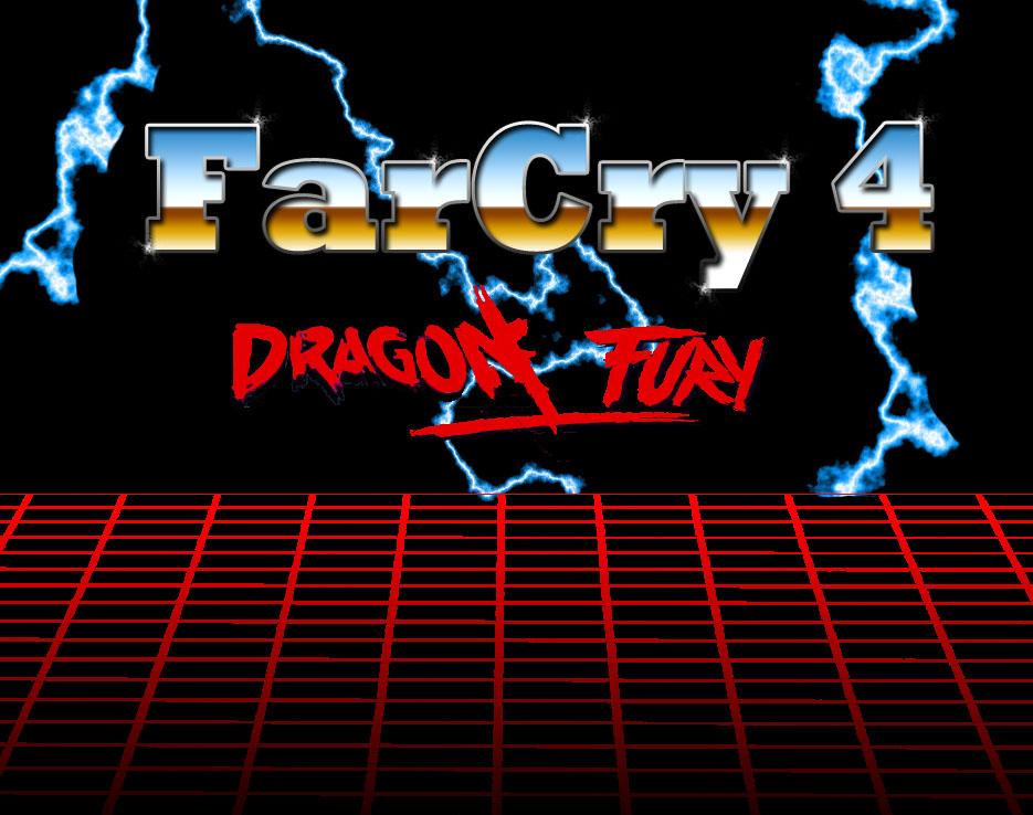 Farcry 4 Dragon Fury by Nilihas
