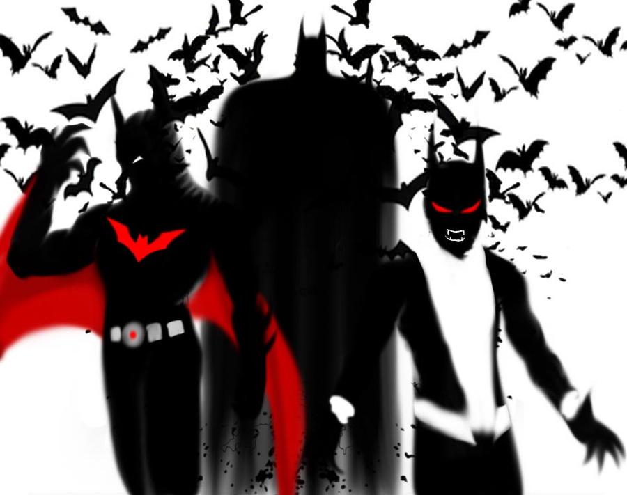 The Dark Knight Legends by Nilihas