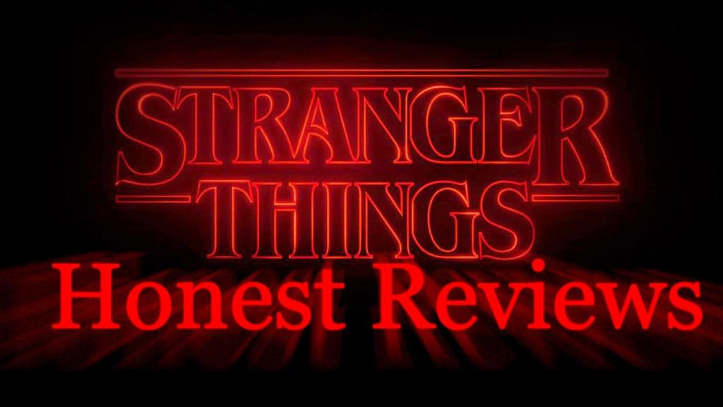 Honest Reviews Stranger Things thumbnail by Nilihas