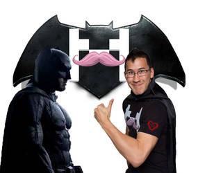 Batman V Markiplier