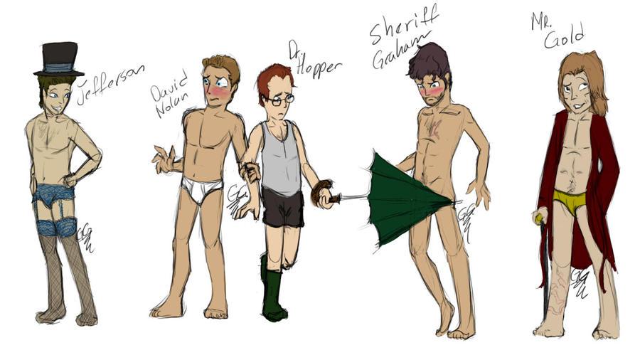 Underwear of choice by gepardo