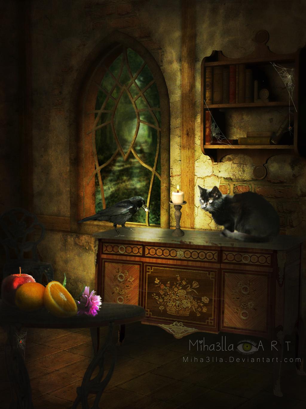 Animal room by Miha3lla