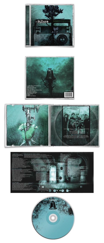 Allura cd by xzebulonx