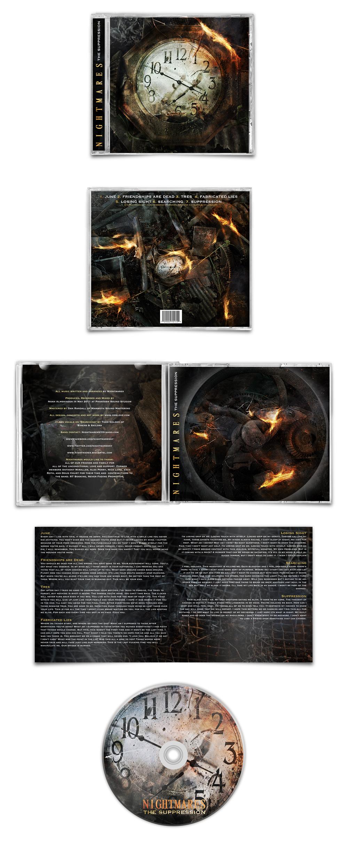 Nightmares - The Suppression by xzebulonx