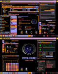 Star Trek LCARS visual style for Windows 7
