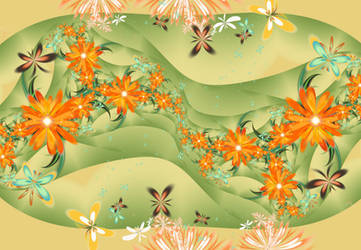 Green Meadow by musoller