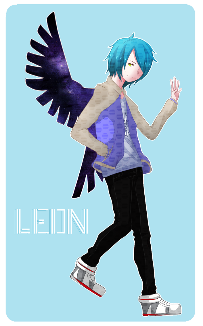 Leon Ford by bloodline-Sky